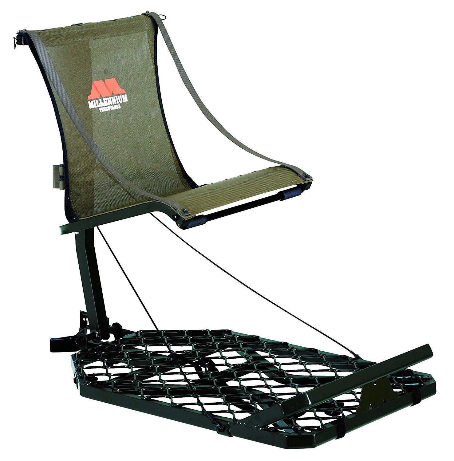 Amazon Com Millennium Treestands M150 Monster Hang On