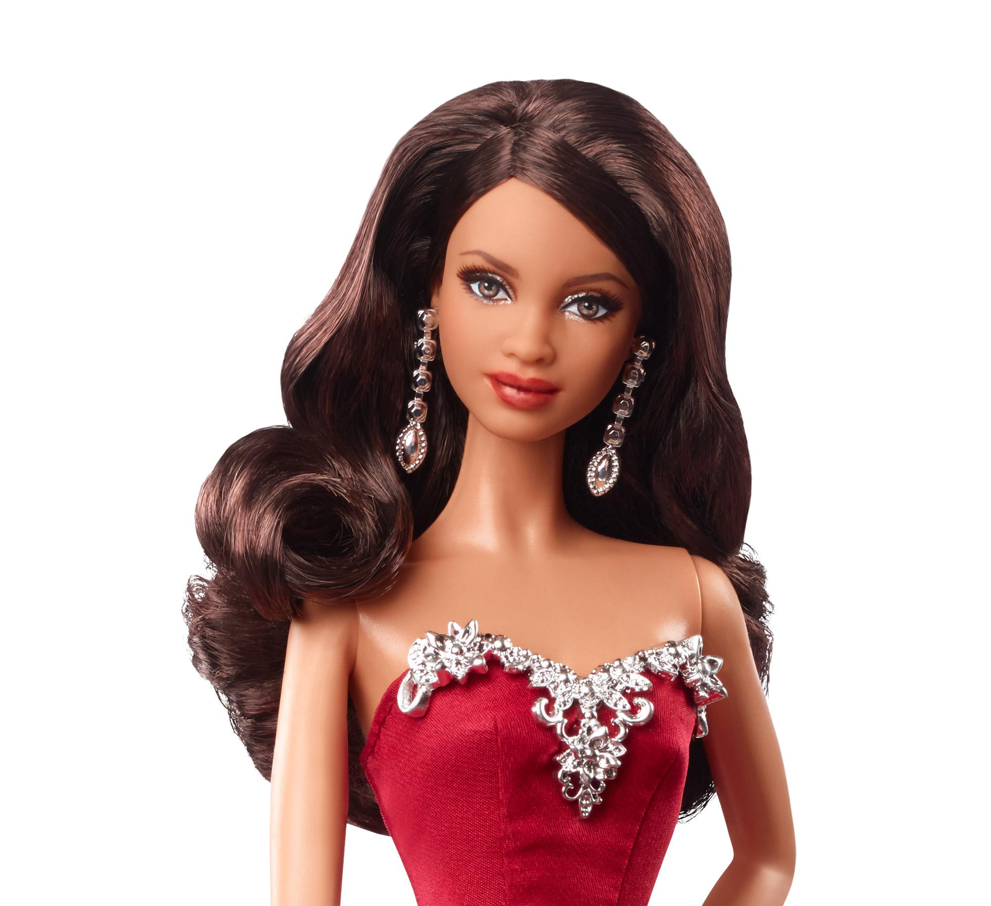 The american barbie doll