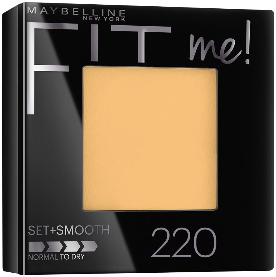 Maybelline New York Fit Me Powder 325 Cream Beige Airyrooms Matte Poreless Foundation 30ml From The Manufacturer