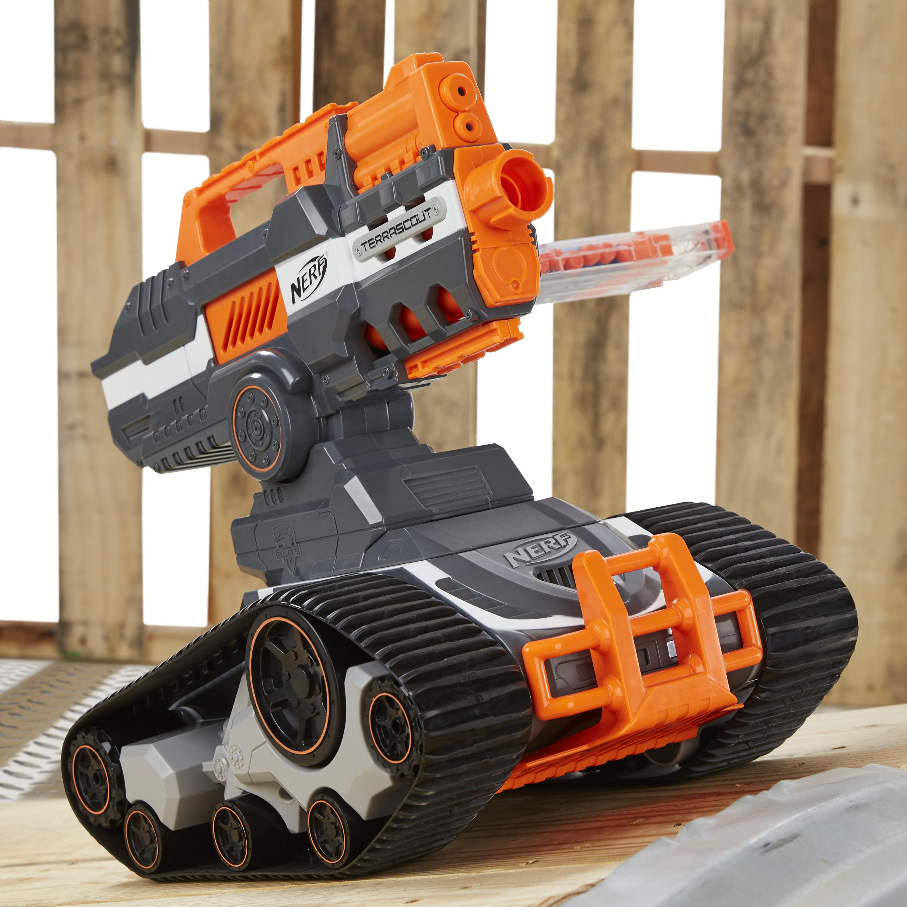 how to make a nerf tank