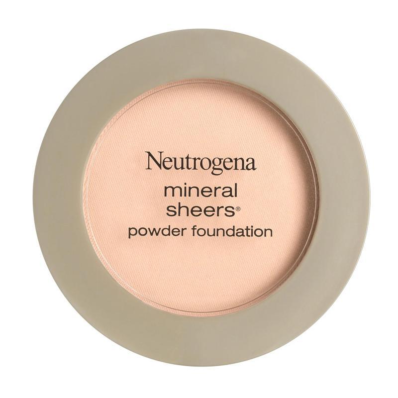 Neutrogena matte powder