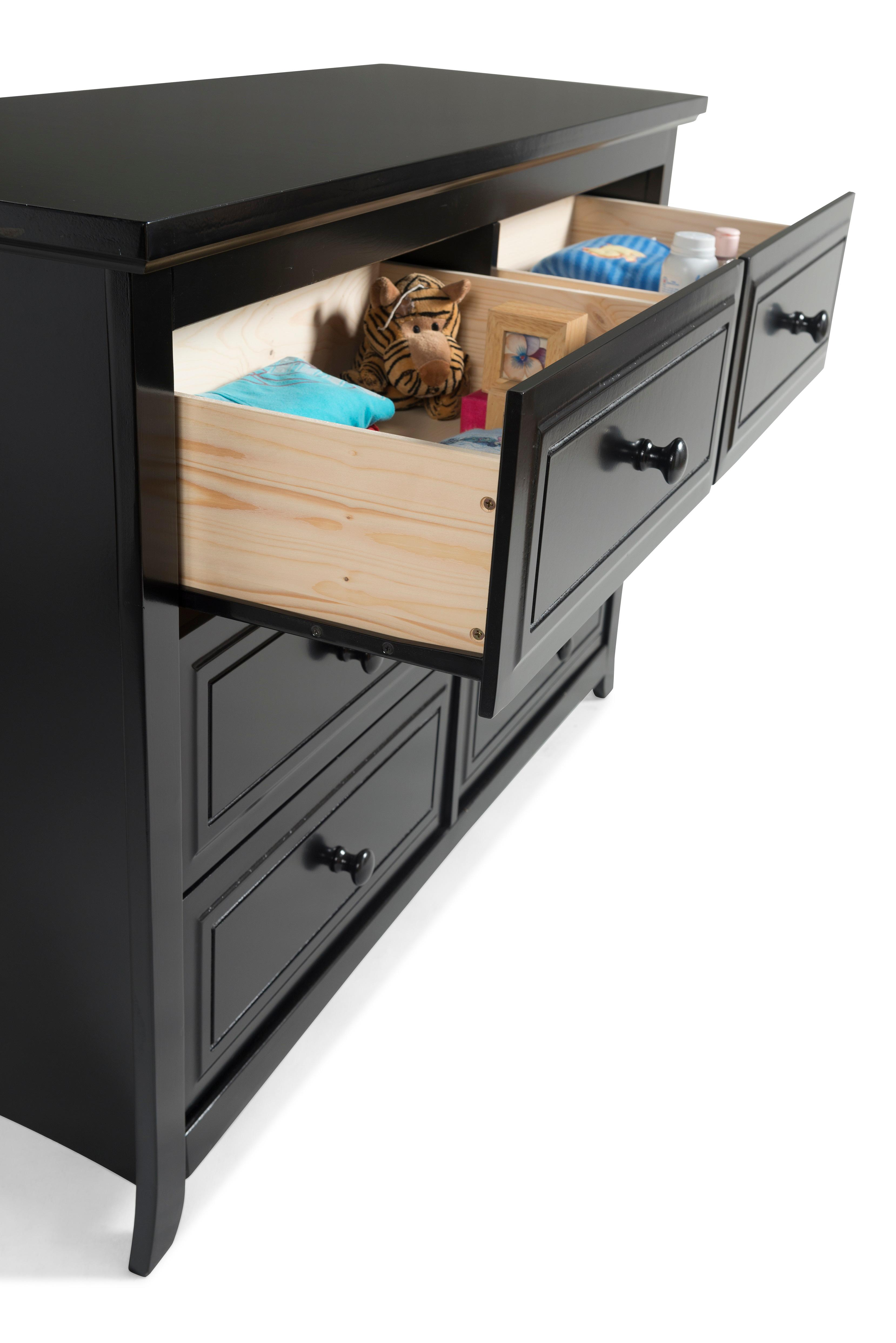 chest dresser drawer drawers adorable steel legs black rvs tots intense stainless extender kidsmill
