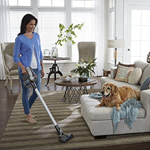 Amazon Com Hoover Cruise Ultra Light Cordless Stick
