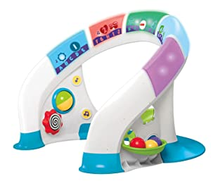Amazon Com Fisher Price Bright Beats Smart Touch Play