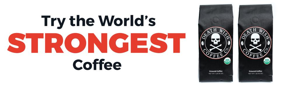 Strongest Fast Food Coffee