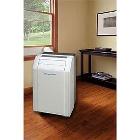 keystone kstap12a 12 000 btu 115 volt portable air conditioner with follow me lcd. Black Bedroom Furniture Sets. Home Design Ideas