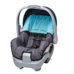 Amazon.com : Evenflo Nurture Infant Car Seat,