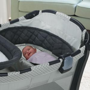 Amazon Graco Pack N Play Day2Night Sleep System Bassinet