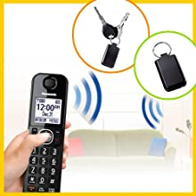 KX-TGF343B Key Finder
