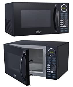Amazon Com Oster Ogb8902 B 0 9 Cubic Foot Microwave Oven