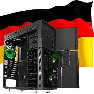 Nanoxia Deep Silence German Engineering