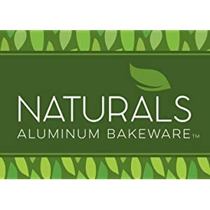 Amazon Com Nordic Ware Natural Aluminum Commercial Square