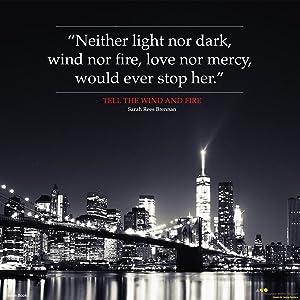 Tell the Wind and Fire, Sarah Rees Brennan, YA, Book