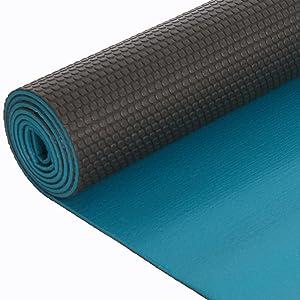 Amazon.com : Natural Fitness Warrior Yoga Mat (Amethyst