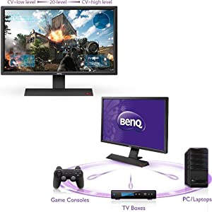 20-Level Color Vibrancy Settings and Dual HDMI for Added Flexibility