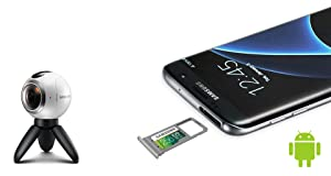 The Samsung microSDXC Evo Select Memory Card Compatible with any microSDXC-enabled device