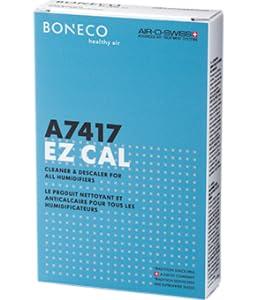Amazon.com: BONECO Warm or Cool Mist Ultrasonic Humidifier 7135: Home