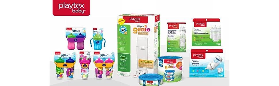playtex diaper genie, pail, refill, pails, elite, liner, bags, refills, deodorizers, ubbi, trash can