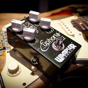 wampler pedals euphoria overdrive effects pedal musical instruments. Black Bedroom Furniture Sets. Home Design Ideas