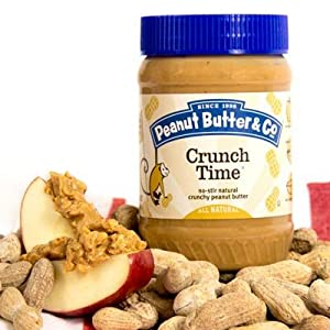crunch time peanut butter apples