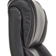 cushion;padded;leather;plush;chair;seat;back;foam;stitch