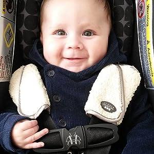 Amazon Jj Cole Strap Covers Black Baby