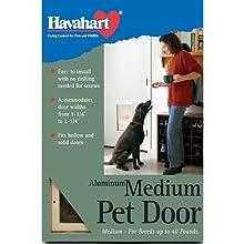 Havahart Medium Aluminum Dog Door