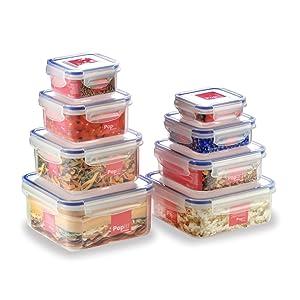 popit, airtight, microwave, freezer safe, food containers, airtight containers, bpa free, food saver