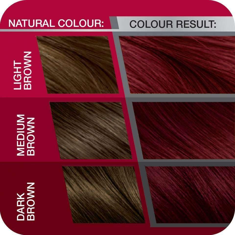 Amazon Vidal Sassoon Salonist Hair Colour Permanent Color 545
