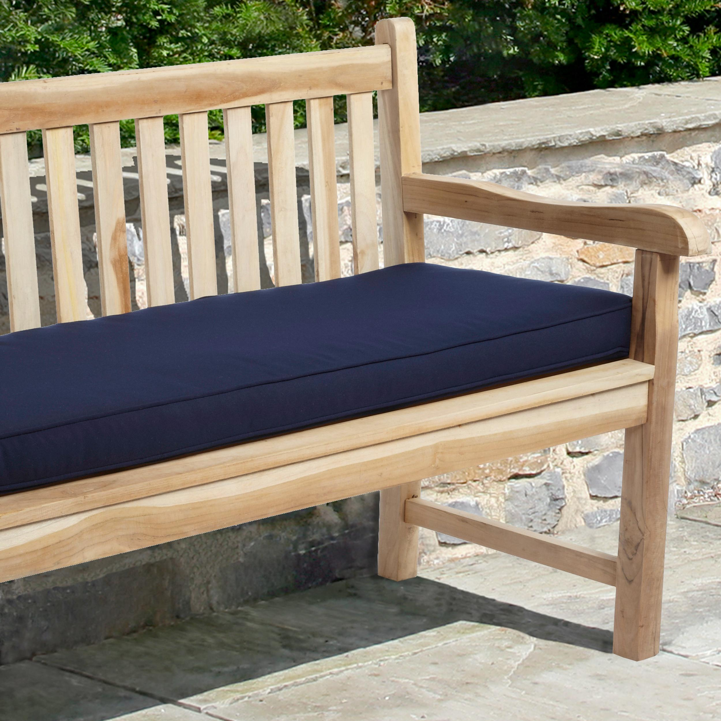 view larger - Patio Bench Cushions