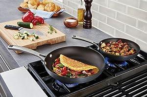 Calphalon Classic Nonstick 2-Piece Fry Pan Set - Versatile Fry Pan