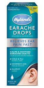 ear infection drops;earache relief;earache remedy;ear infection medicine