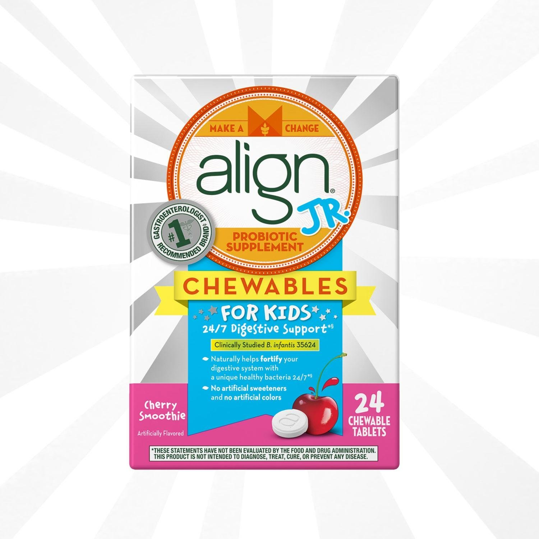align probiotic chewables