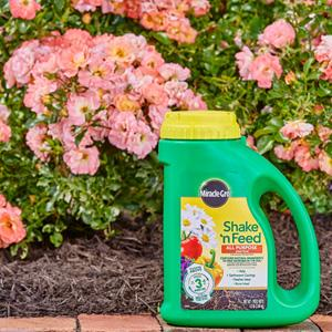 Miracle gro 3001910 shake 39 n feed all purpose - Miracle gro all purpose garden soil ...