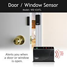 Household Alert Door/Window Sensor