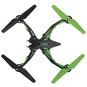 Ominus UAV — Green