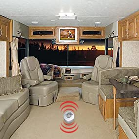 Amazon.com: CIPA 03001 Gray Wireless RV Leveler: Automotive