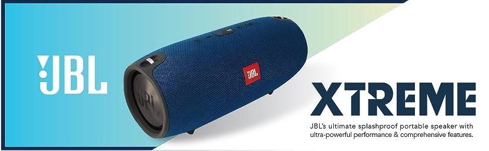jbl xtreme portable wireless bluetooth speaker black electronics. Black Bedroom Furniture Sets. Home Design Ideas