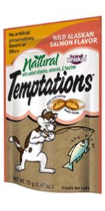 TEMPTATIONS All Natural Cat Treats