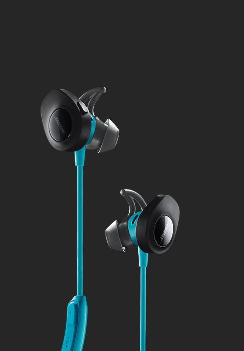 Amazon.com: Bose SoundSport Wireless Headphones, Black