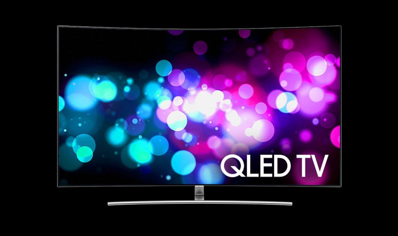 samsung electronics qn75q7f 75 inch 4k ultra hd smart qled tv 2017 model electronics. Black Bedroom Furniture Sets. Home Design Ideas