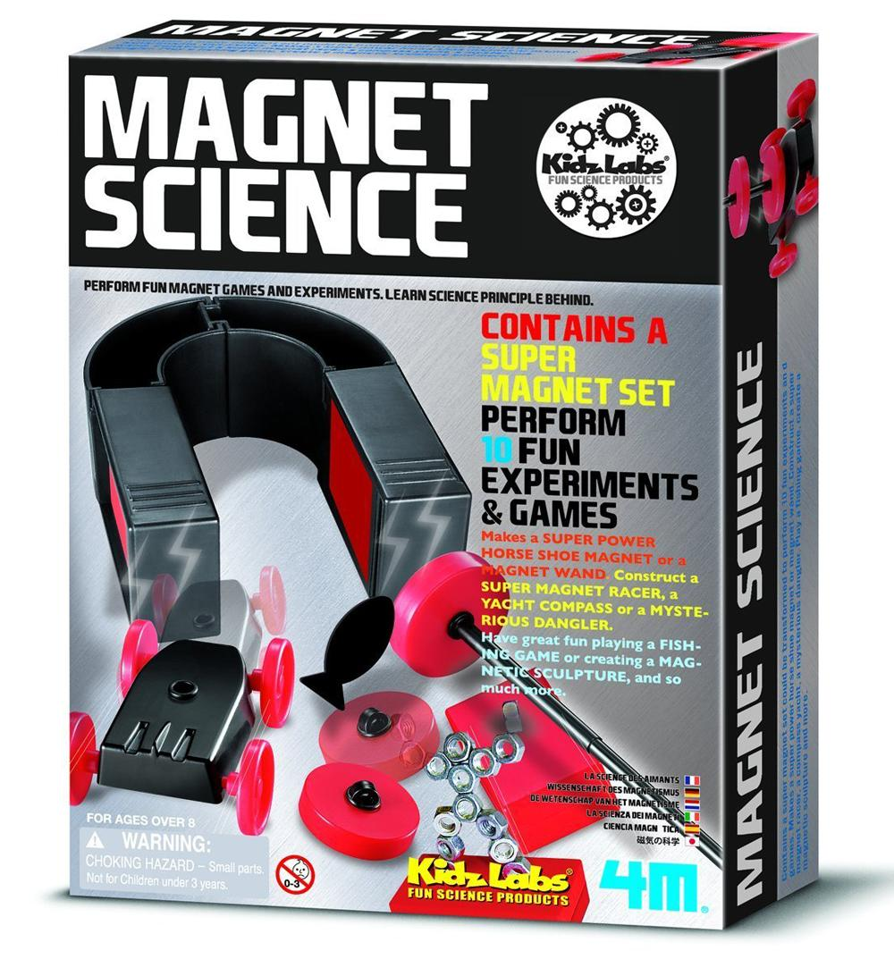 Magnet Powered Car | Playful Science