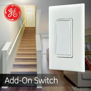 ge add on paddle switch buy ge ge 45613