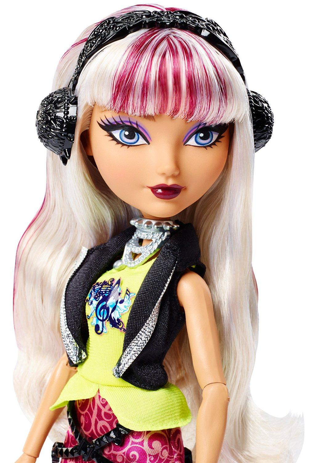 Amazon.com: Ever After High Melody Piper Doll: Toys & Games