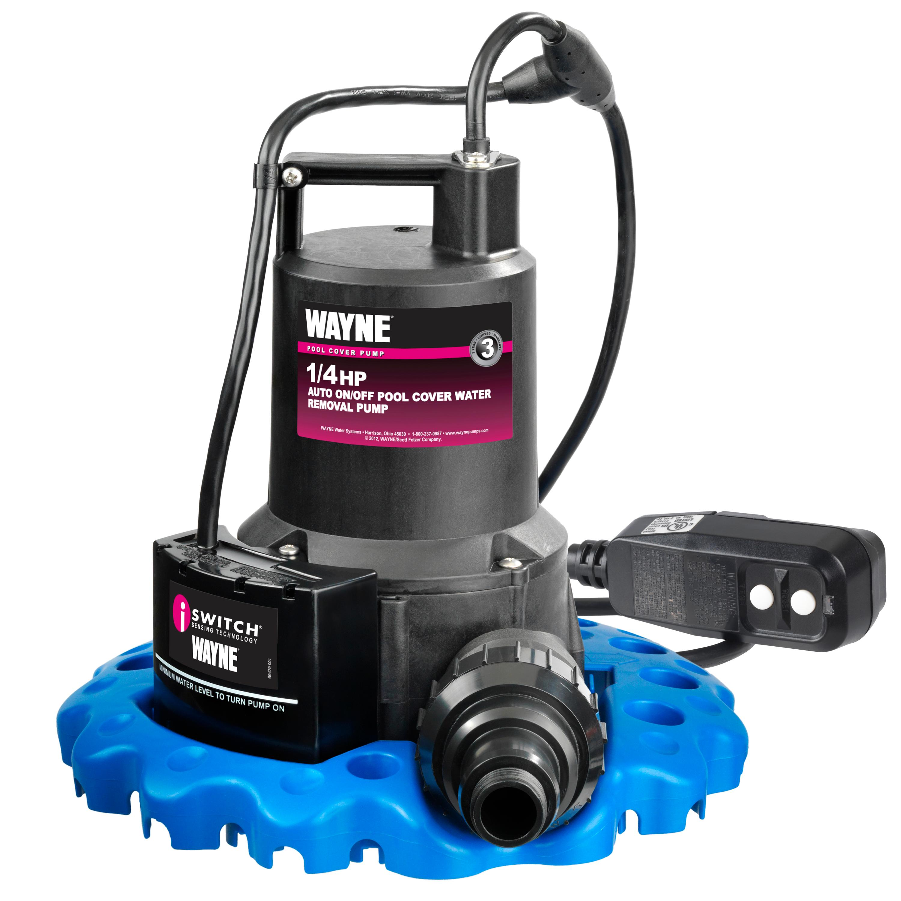 Wayne Wapc250g Automatic On Off Water Removal Pool Cover