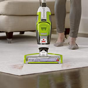 Amazon Com Bissell Crosswave Multi Surface Wet Dry Vacuum