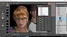 Poser, Poser Pro 11, 3d software, 3d figures, 3d animation