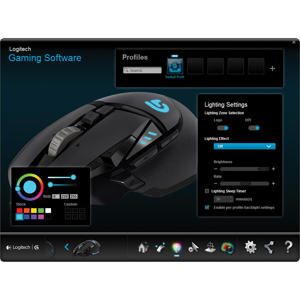 buy logitech g502 proteus spectrum rgb tunable gaming. Black Bedroom Furniture Sets. Home Design Ideas