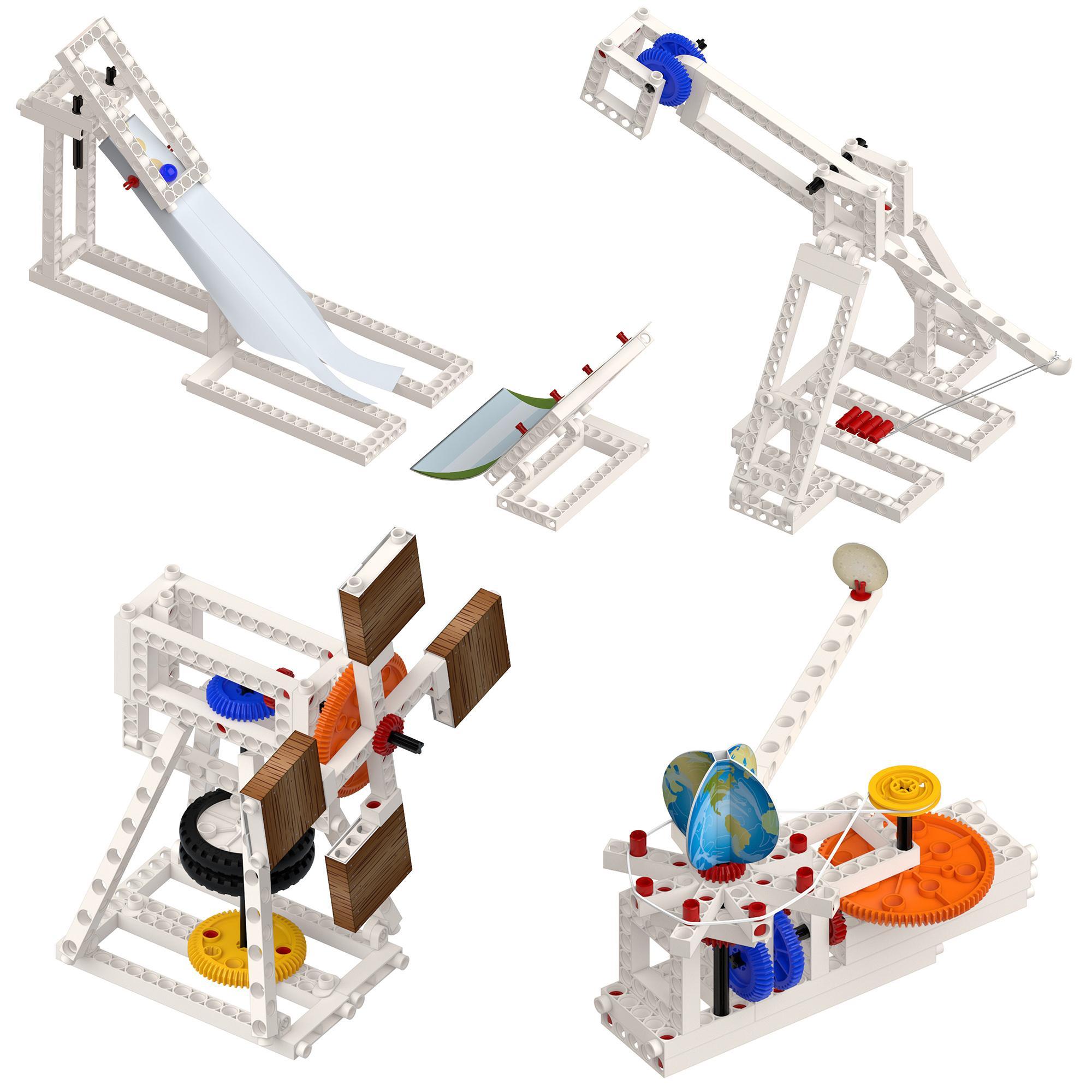 Amazon Com Kids First Engineering Design Physics Lab