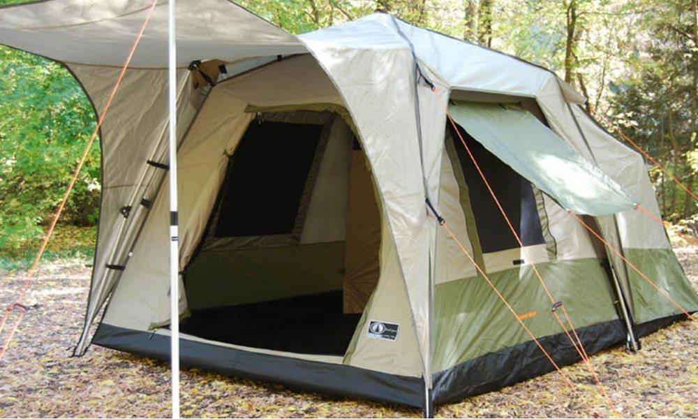 Amazon Com Black Pine View 8 Turbo Tent Sports Amp Outdoors